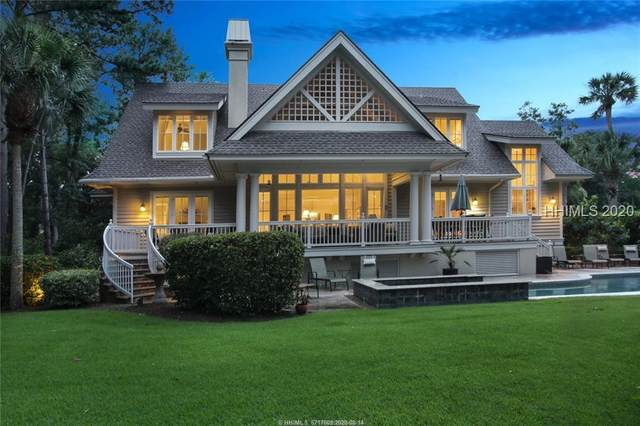 30 Harleston Green, Hilton Head Island, SC 29928 (MLS #394873) :: Southern Lifestyle Properties