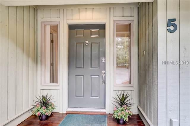 5 Bent Hook Court, Hilton Head Island, SC 29926 (MLS #395968) :: Southern Lifestyle Properties