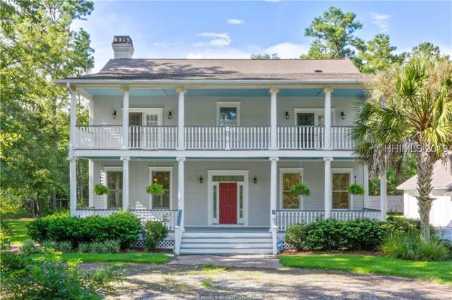 247 Johnson Road, Seabrook, SC 29940 (MLS #396208) :: The Alliance Group Realty