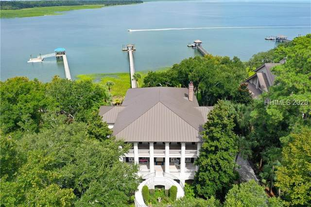 5 Ribaut Drive, Hilton Head Island, SC 29926 (MLS #396322) :: Schembra Real Estate Group