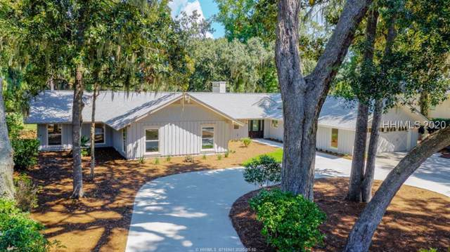 28 Willow Oak Road W, Hilton Head Island, SC 29928 (MLS #396398) :: The Coastal Living Team
