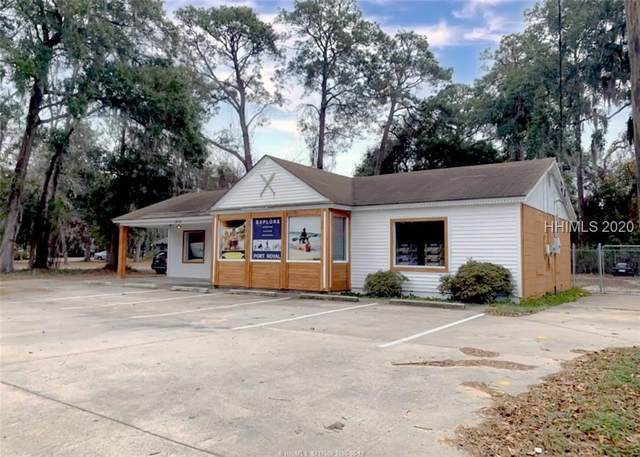 1835 Ribaut Road, Port Royal, SC 29935 (MLS #399195) :: Southern Lifestyle Properties