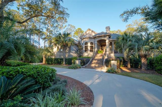 45 Sea Lane, Hilton Head Island, SC 29928 (MLS #399545) :: Schembra Real Estate Group