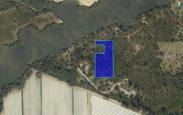 119 Vineyard Point Road, Saint Helena Island, SC 29920 (MLS #400154) :: Coastal Realty Group
