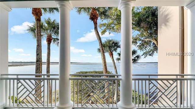 107 Harbour Psge, Hilton Head Island, SC 29926 (MLS #400269) :: RE/MAX Coastal Realty