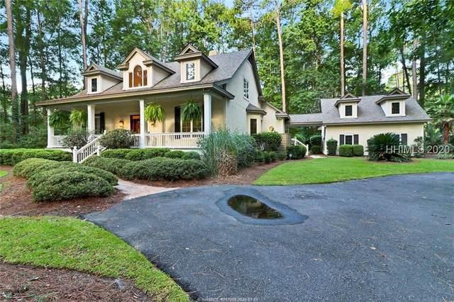 42 Rose Hill Dr, Bluffton, SC 29910 (MLS #400592) :: Hilton Head Dot Real Estate