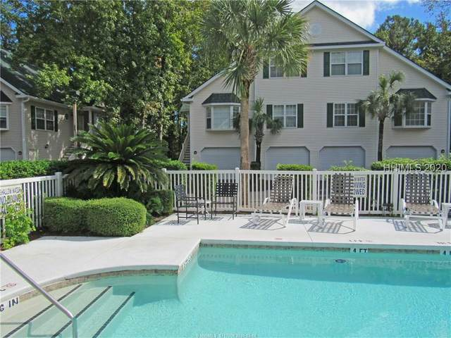 Brittany Place Drive #18, Hilton Head Island, SC 29928 (MLS #400859) :: Southern Lifestyle Properties
