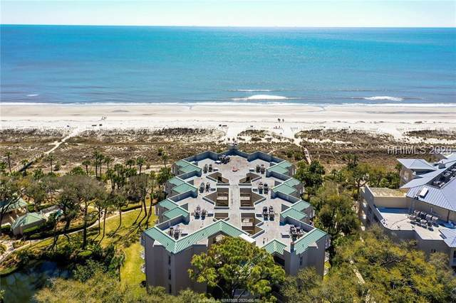 77 Ocean Lane #117, Hilton Head Island, SC 29928 (MLS #401312) :: The Coastal Living Team