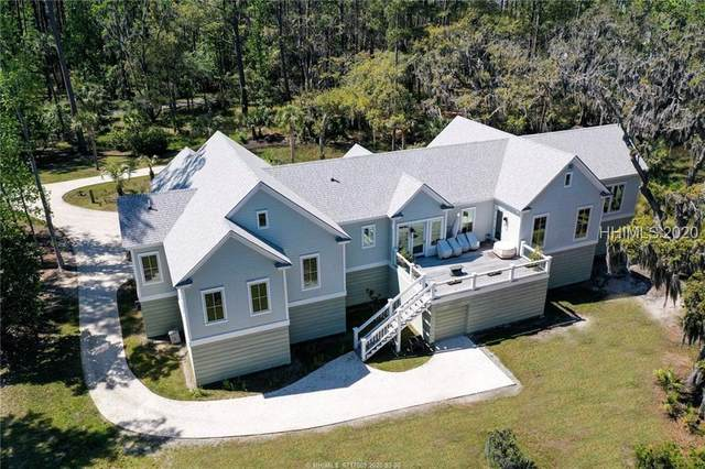 16 River Marsh Run, Daufuskie Island, SC 29915 (MLS #401401) :: The Sheri Nixon Team