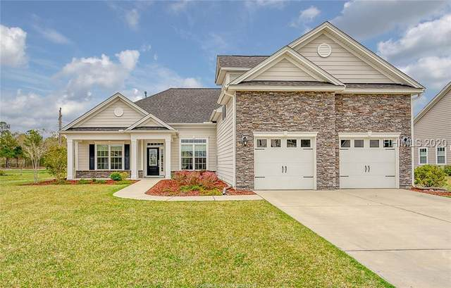 288 Wiregrass Way, Hardeeville, SC 29927 (MLS #401441) :: Southern Lifestyle Properties