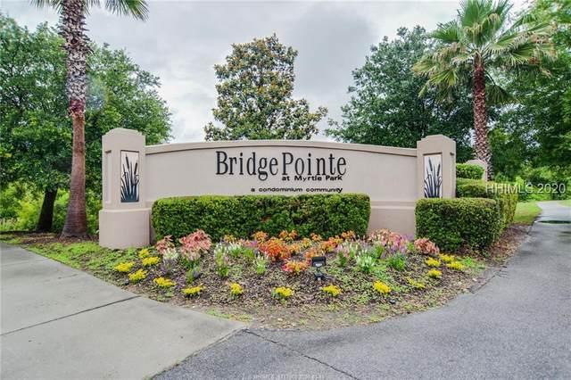 4924 Bluffton Parkway 21-101, Bluffton, SC 29910 (MLS #401545) :: Judy Flanagan