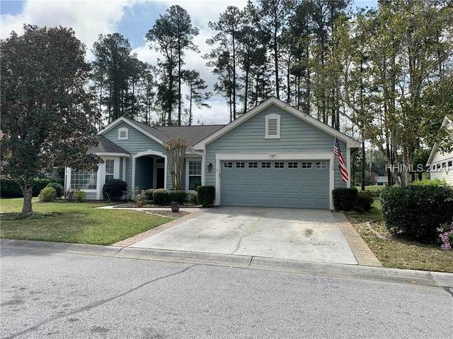 42 Devant Drive E, Bluffton, SC 29909 (MLS #401641) :: Coastal Realty Group