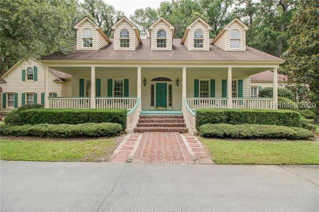 8 Cottingham Road, Bluffton, SC 29910 (MLS #404640) :: Collins Group Realty