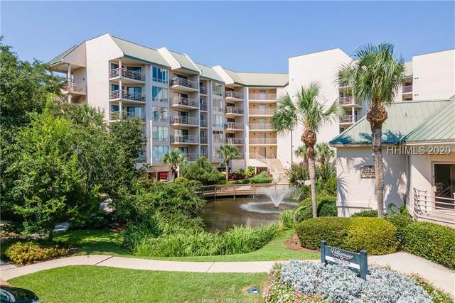 1 Ocean Lane #2318, Hilton Head Island, SC 29928 (MLS #405910) :: Schembra Real Estate Group