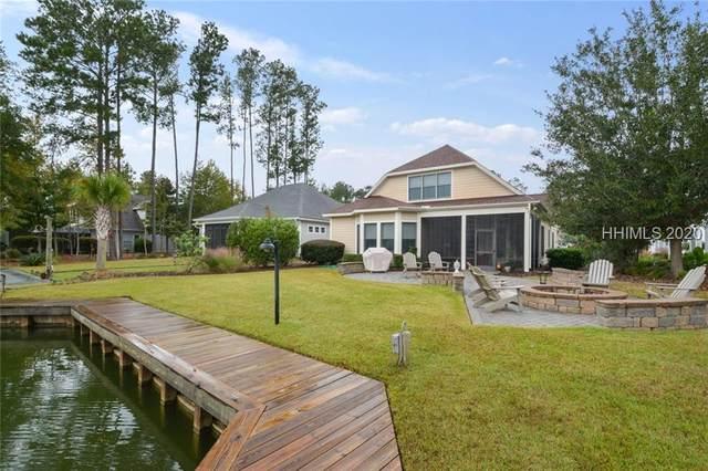 40 Sweet Marsh Court, Bluffton, SC 29910 (MLS #409109) :: The Coastal Living Team
