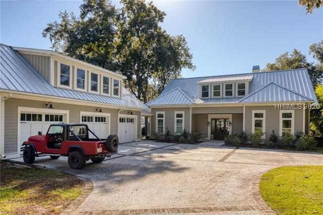 894 May River Road, Bluffton, SC 29910 (MLS #410043) :: Hilton Head Dot Real Estate