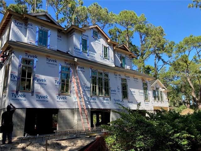 221 S Sea Pines Drive, Hilton Head Island, SC 29928 (MLS #412144) :: Coastal Realty Group