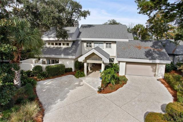 31 Old Fort Drive, Hilton Head Island, SC 29926 (MLS #372516) :: RE/MAX Island Realty
