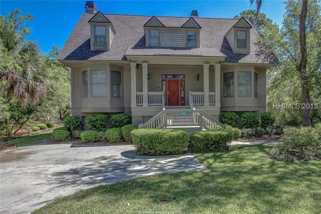 43 Hearthwood Drive, Hilton Head Island, SC 29928 (MLS #374247) :: RE/MAX Coastal Realty