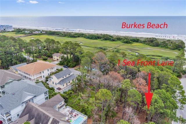 1 Sea Front Lane, Hilton Head Island, SC 29928 (MLS #378521) :: Southern Lifestyle Properties