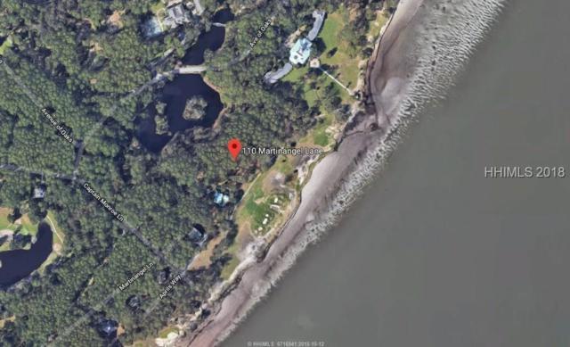 110 Martinangel Lane, Daufuskie Island, SC 29915 (MLS #381106) :: Collins Group Realty