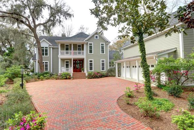 168 Bull Point Drive, Seabrook, SC 29940 (MLS #391989) :: Southern Lifestyle Properties