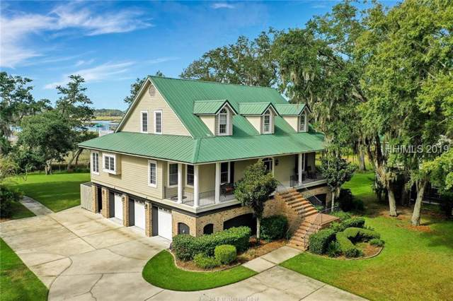 864 Broadview Drive, Ridgeland, SC 29936 (MLS #393551) :: RE/MAX Coastal Realty