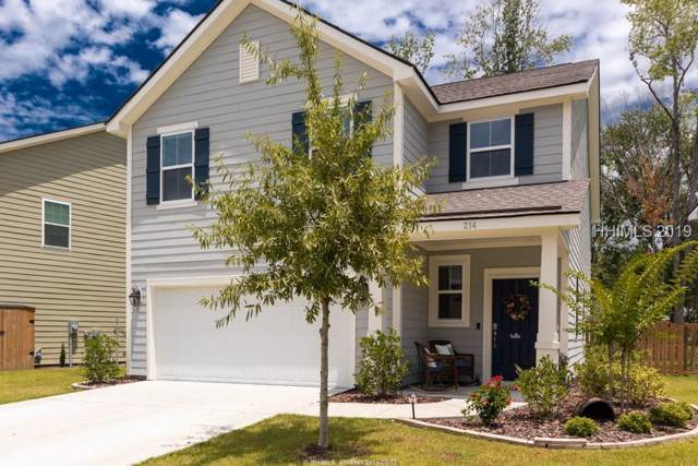 214 Mulberry Grove Lane, Bluffton, SC 29910 (MLS #395699) :: Beth Drake REALTOR®