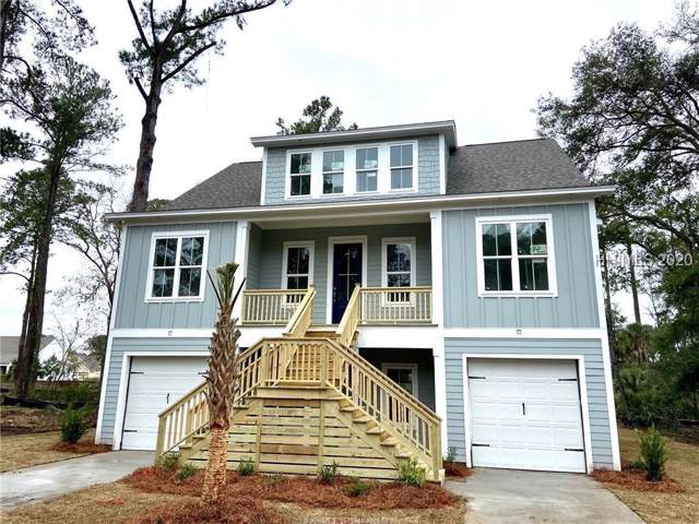 7 Wildlife View, Hilton Head Island, SC 29926 (MLS #396420) :: The Coastal Living Team