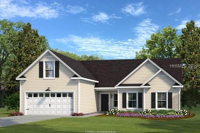 89 Grovewood Drive, Bluffton, SC 29910 (MLS #396801) :: RE/MAX Island Realty
