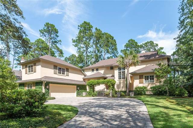 42 Turnbridge Dr, Hilton Head Island, SC 29928 (MLS #396827) :: The Coastal Living Team