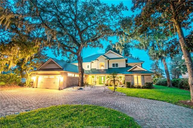 25 N Calibogue Cay Road, Hilton Head Island, SC 29928 (MLS #397834) :: Hilton Head Dot Real Estate