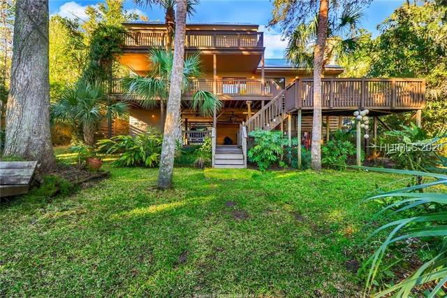 123 Myrtle Island Road, Bluffton, SC 29910 (MLS #399463) :: The Alliance Group Realty
