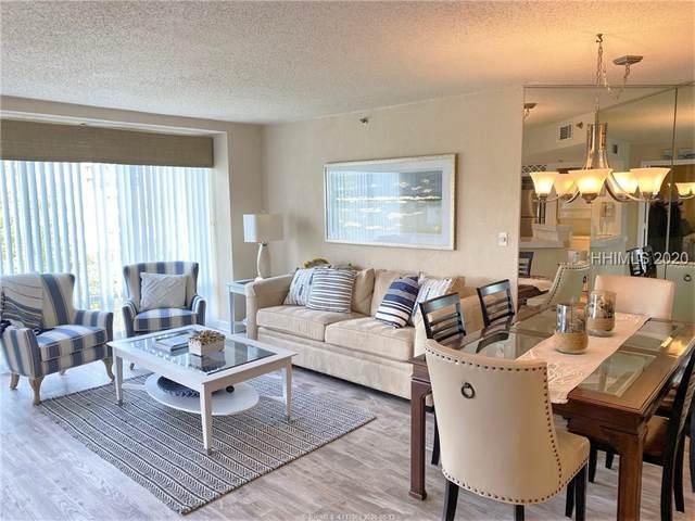 1 Ocean Lane #2516, Hilton Head Island, SC 29928 (MLS #399777) :: Hilton Head Dot Real Estate