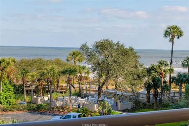 1 Ocean Lane #1310, Hilton Head Island, SC 29928 (MLS #400436) :: The Coastal Living Team