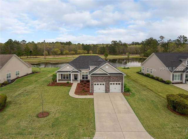 288 Wiregrass Way, Hardeeville, SC 29927 (MLS #401441) :: Coastal Realty Group