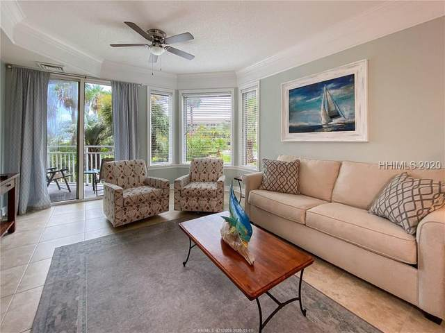 10 N Forest Beach Drive #2108, Hilton Head Island, SC 29928 (MLS #406717) :: The Alliance Group Realty