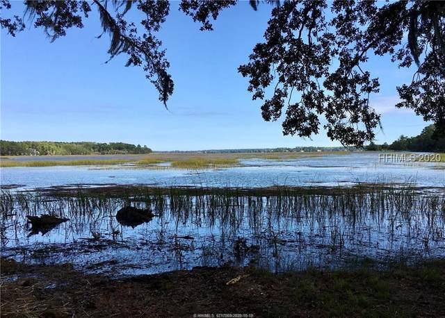 23 Sturgeon Point, Bluffton, SC 29910 (MLS #408239) :: Coastal Realty Group
