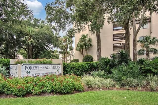 10 S Forest Beach Drive #311, Hilton Head Island, SC 29928 (MLS #408279) :: The Alliance Group Realty