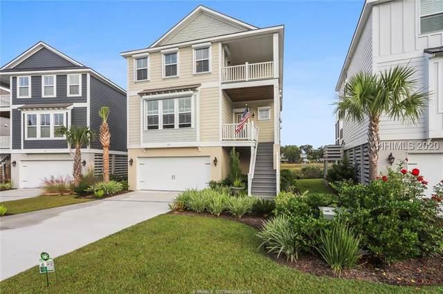 44 Hammock Oaks Circle, Hilton Head Island, SC 29926 (MLS #409368) :: Coastal Realty Group