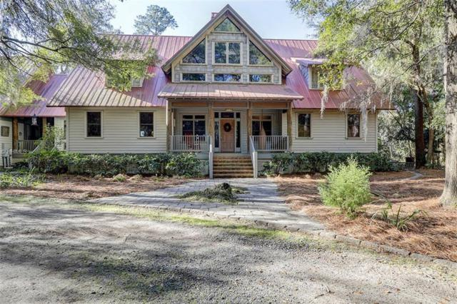 67 Pine View Drive, Bluffton, SC 29910 (MLS #354869) :: Collins Group Realty
