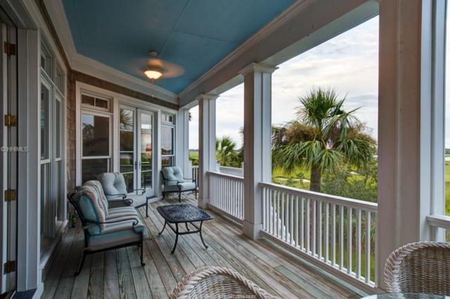72 Crosswinds Drive, Hilton Head Island, SC 29926 (MLS #361998) :: RE/MAX Coastal Realty