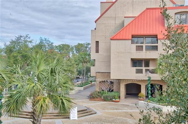 13 Harbourside Lane #7144, Hilton Head Island, SC 29928 (MLS #372569) :: The Coastal Living Team