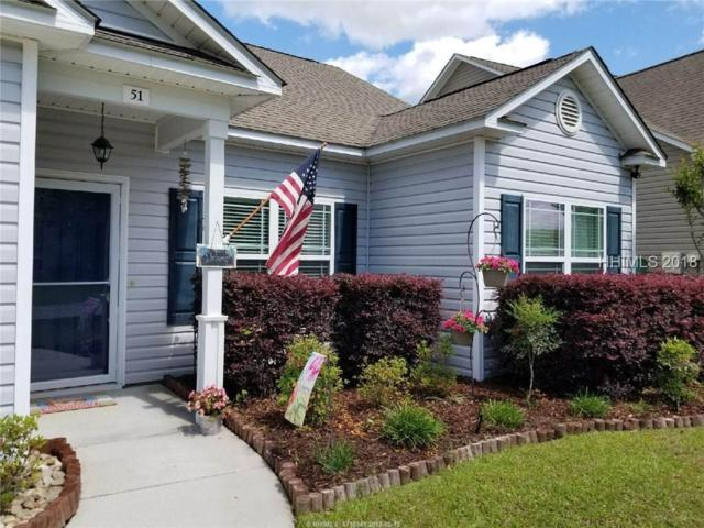 51 Wyndham Drive, Bluffton, SC 29910 (MLS #379488) :: Collins Group Realty
