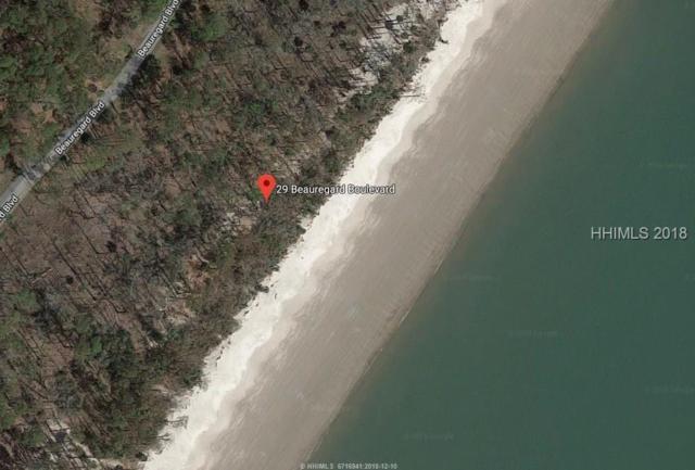 29 Beauregard Boulevard, Daufuskie Island, SC 29915 (MLS #381103) :: Collins Group Realty