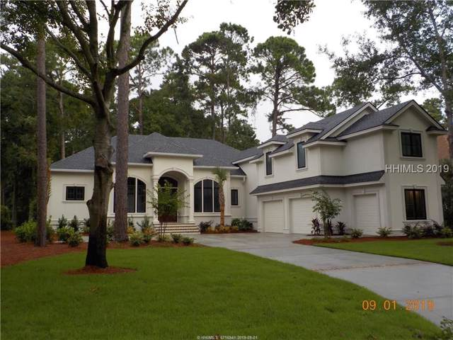 618 Colonial Drive, Hilton Head Island, SC 29926 (MLS #393988) :: Collins Group Realty