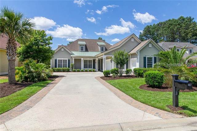 407 Dogwood Lane, Hardeeville, SC 29927 (MLS #394103) :: Collins Group Realty