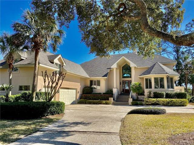 14 Bayley Point Lane, Hilton Head Island, SC 29926 (MLS #397619) :: The Coastal Living Team
