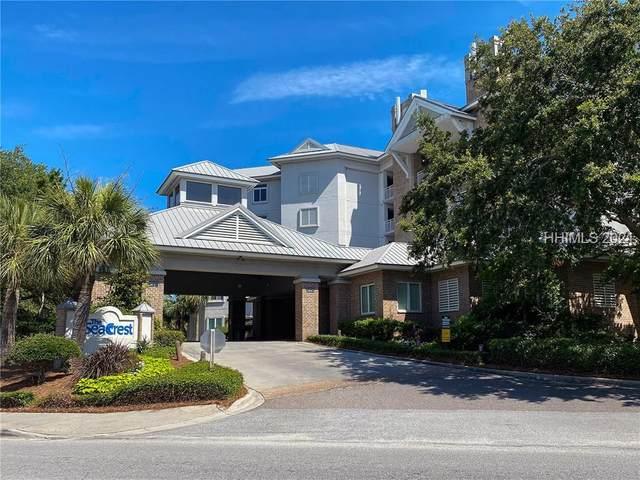 10 N Forest Beach Drive #2108, Hilton Head Island, SC 29928 (MLS #406717) :: Beth Drake REALTOR®