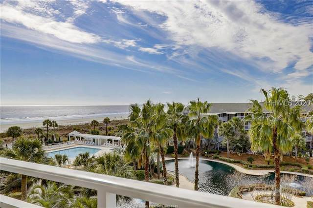 10 N Forest Beach Drive #2410, Hilton Head Island, SC 29928 (MLS #352036) :: Schembra Real Estate Group